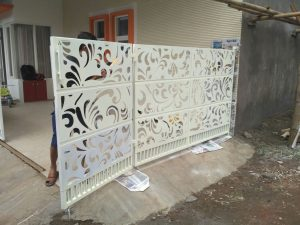 jasa cutting pagar ornamen